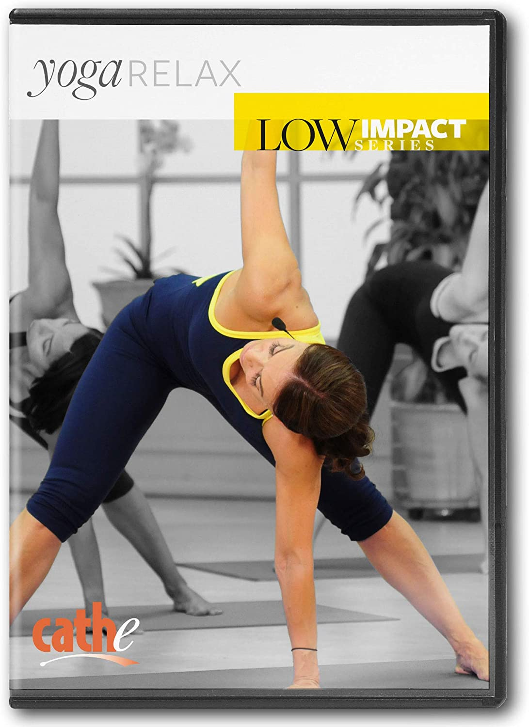 Cathe Friedrich's Low Impact Series: Yoga Relax