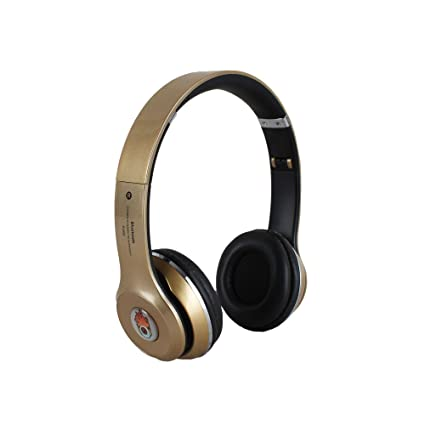 2d5811762c7 Acid Eye Golden Bluetooth headphone S-460 with FM: Buy Acid Eye Golden  Bluetooth headphone S-460 with FM Online at Low Price in India - Amazon.in