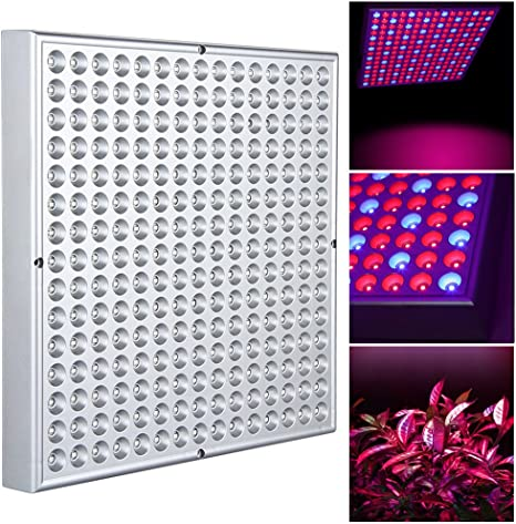 225 LED Pflanzenlampe Grow Light Lamp Wachstumlampe Pflanzenlicht Pflanzen EU