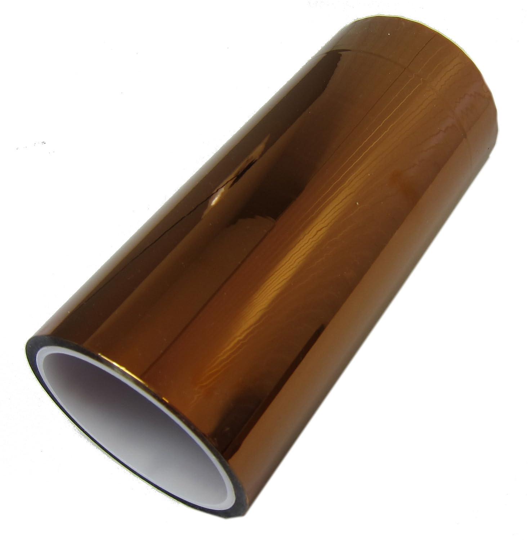 200 mm x 32 m Kapton 3DPKT200  Ruban  Thermocollant  pour imprimantes 3D jusqu/à 350 /° C de chaleur