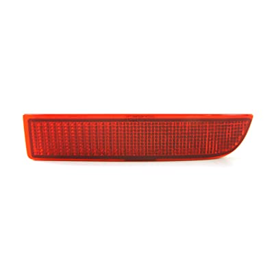 Genuine Toyota Parts 81910-13022 Passenger Side Rear Reflector: Automotive