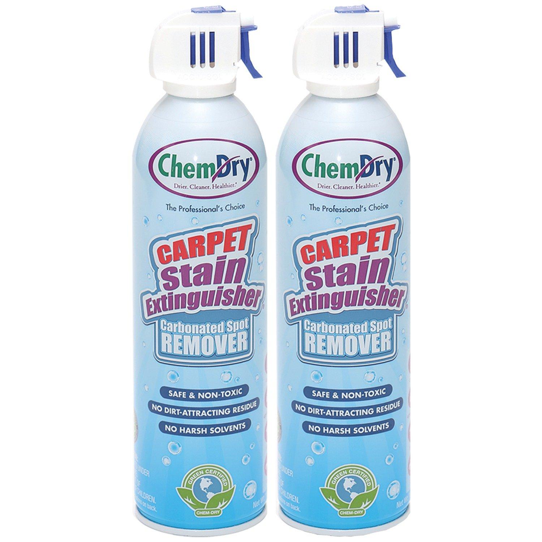 Chem-Dry Carpet Stain Extinguisher - 18 oz. - 2 Pack