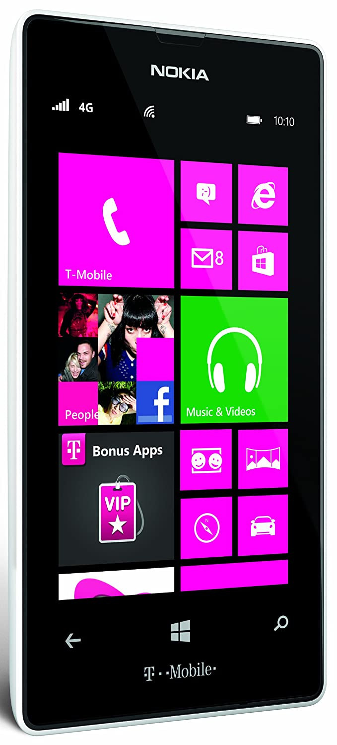 Lumia 521 software update - Amazon Com Nokia Lumia 521 T Mobile Gsm Windows 8 4g Unlocked Smartphone White Cell Phones Accessories