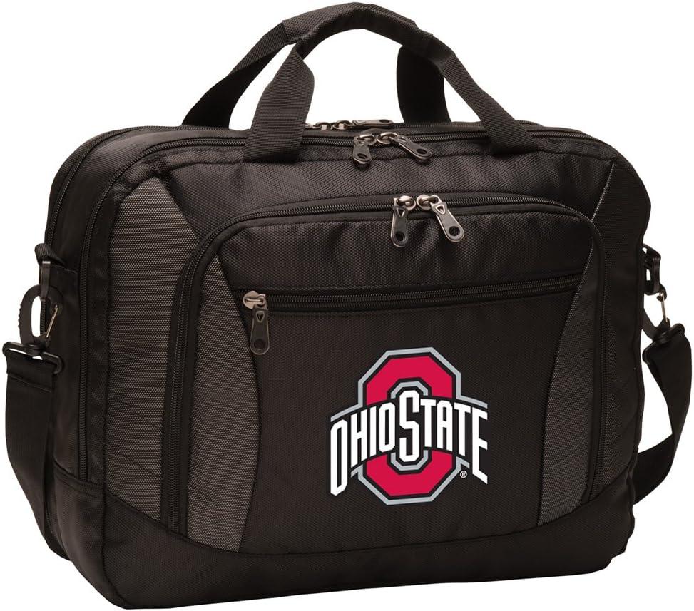 Broad Bay Ohio State University Laptop Bag Best NCAA OSU Buckeyes Computer Bags