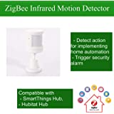 ZigBee Infrared Motion Sensor Detector for Wireless Smart Home Automation and Security Alarm System