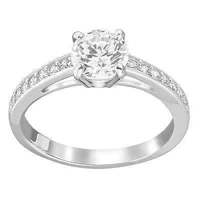 3aee899645e5 Swarovski Attract Round Ring