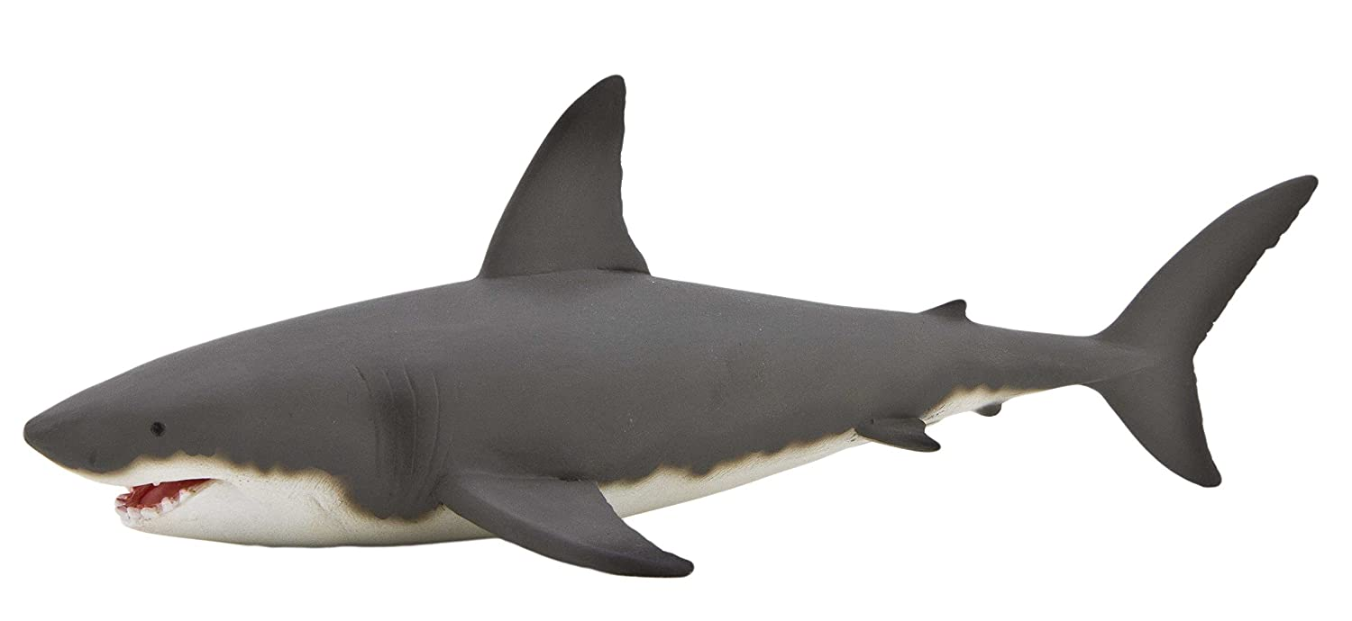 MOJO Great White Shark Toy Figure
