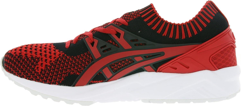 ASICS Gel-Kayano Trainer Knit, Chaussures de Course pour entraînement sur Route Mixte Adulte Rosso True Red True Red