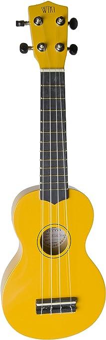 WiKi UK10G YLW [Ukulele-Amarillo: Amazon.es: Instrumentos ...