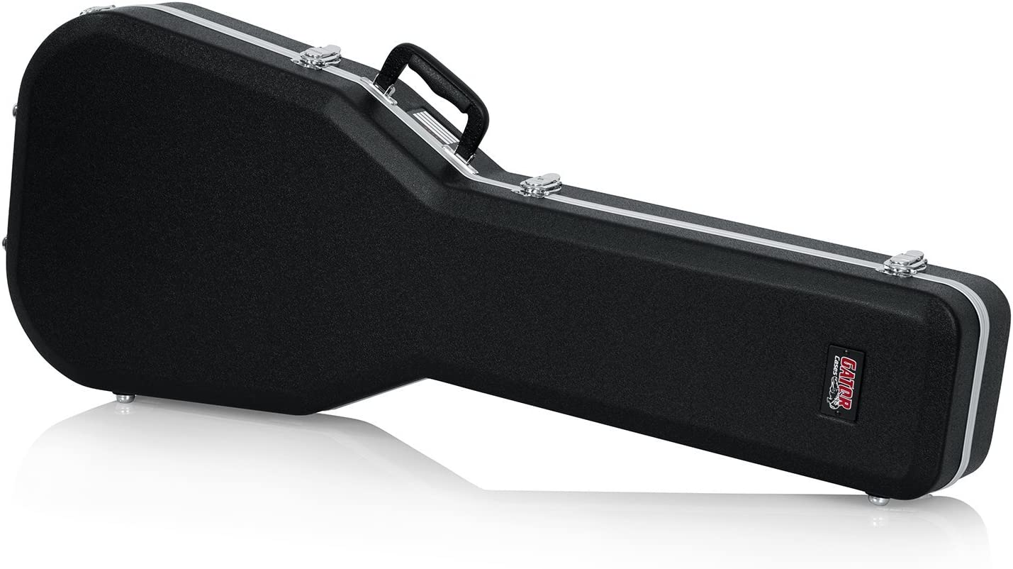 Gator Cases Deluxe ABS Molded Case for SG Style Electric Guitars (GC-SG)