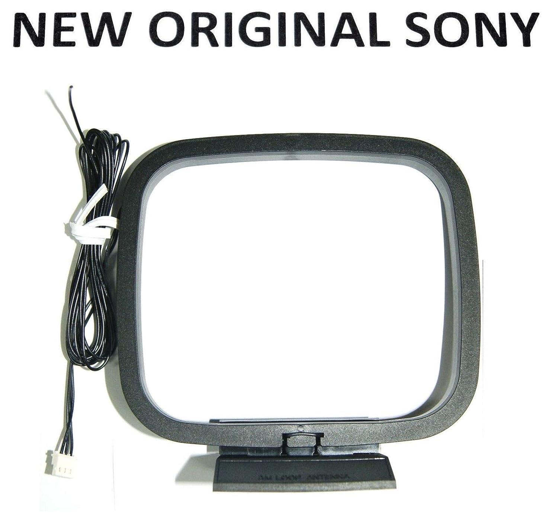 Antena Loop FM Am para Sony HCD- MHC- LBT- FST- STR- HT- CMT- RDH- Pieza suministrada 175439911 SERVICE_PARTS