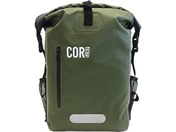de0ae24a4101 COR Surf Waterproof Backpack With Padded Laptop Sleeve