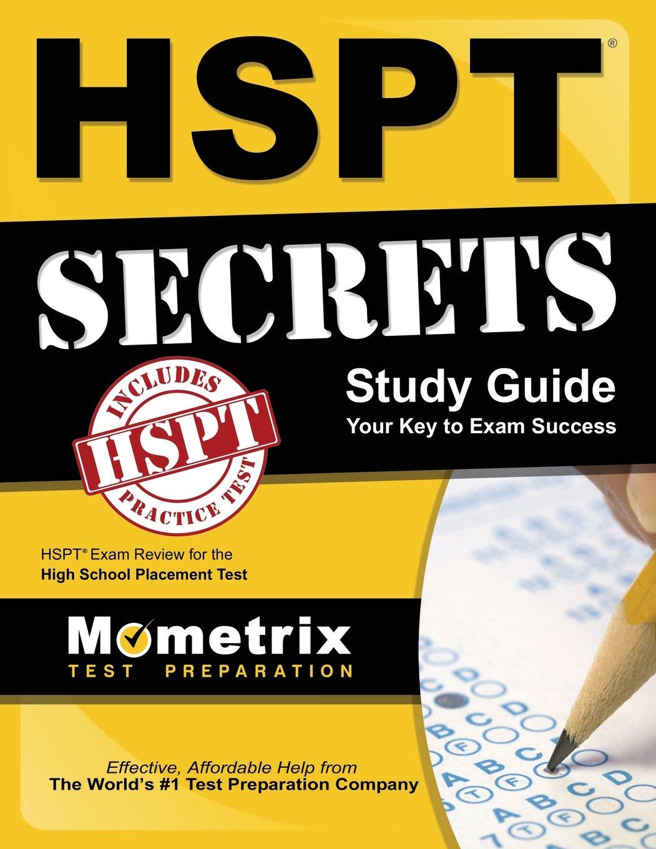 HSPT Secrets Study Guide Placement product image