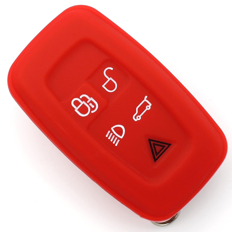 Finest-Folia LB Silicone Key Cover for 5-Button Car Keys Finest-Folia GmbH