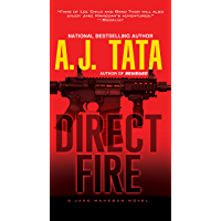 Direct Fire (A Jake Mahegan Thriller Book 4)