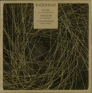 Radiohead Little By Little Lotus Flower Amazoncom Music
