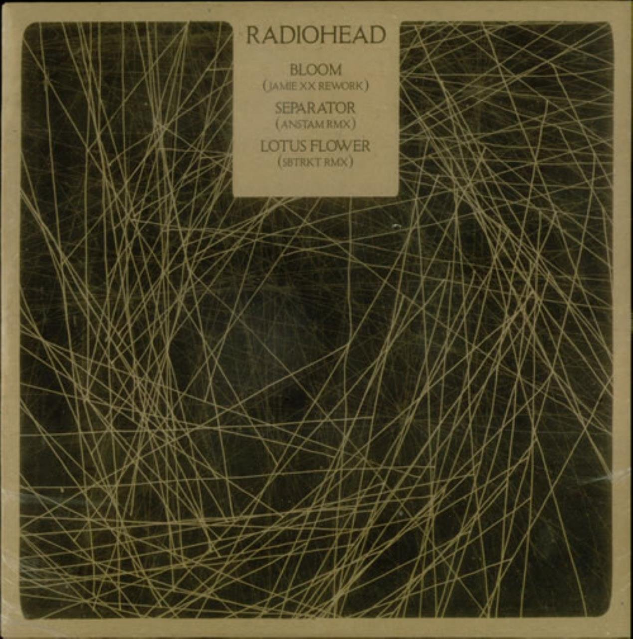 Radiohead Radiohead Remixes Bloom Separator Lotus Flow