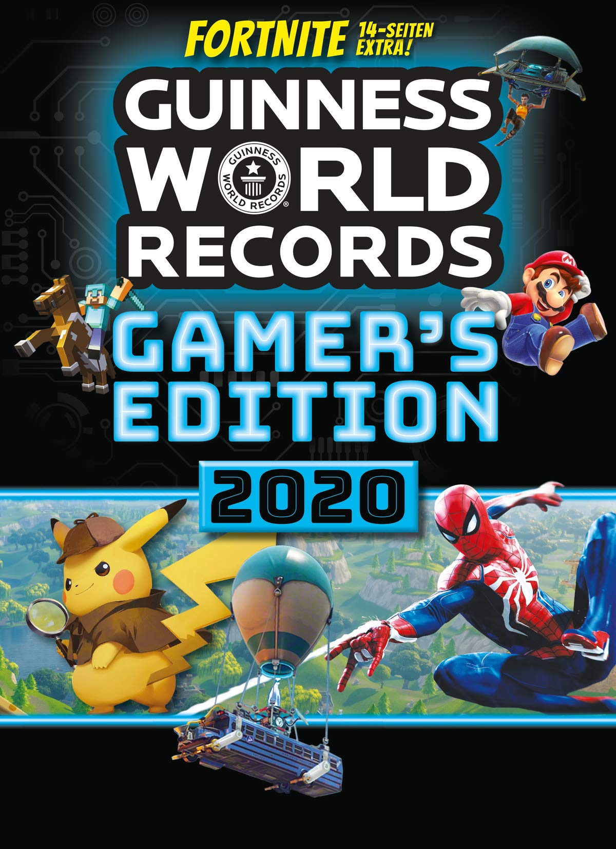 Guinness World Records Gamers Edition 2020 ...