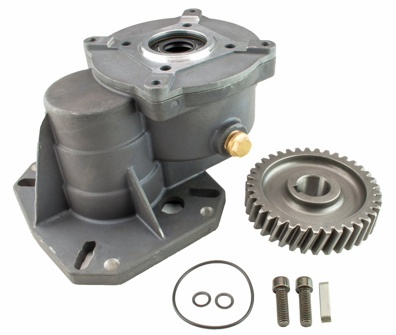 Erie Tools Pressure Washer Pump 3/4'' Hollow Shaft Gear Reduction Box 5.5 HP 6.5 HP Engines