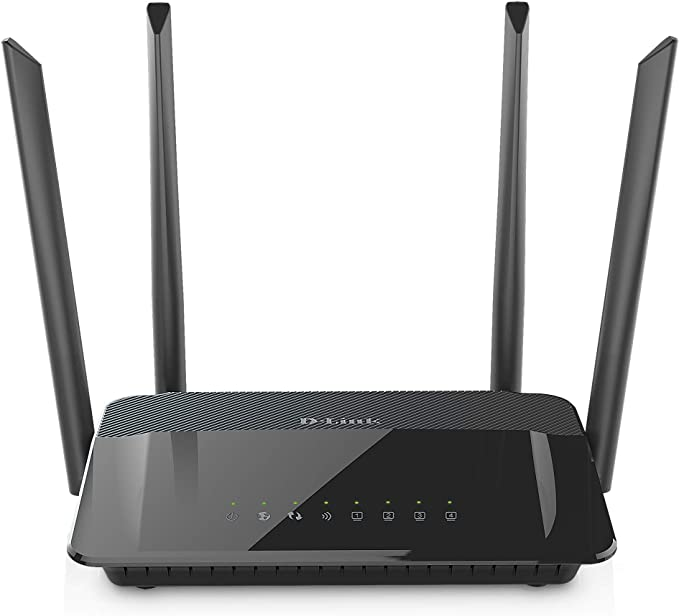 D-Link AC1200 Dual Band Gigabit Wireless Wi-Fi Router (DIR-842)