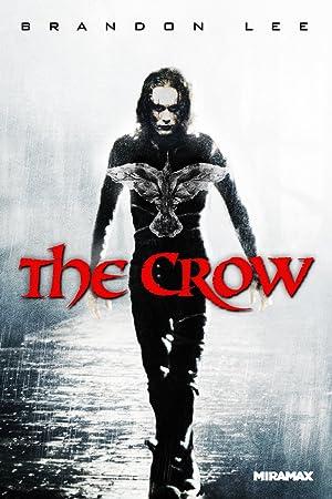 Amazon com: The Crow: Brandon Lee, Michael Wincott, Rochelle Davis