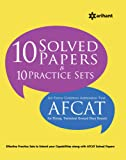 AFCAT (Air Force Common Admission Test) Solved Papers & Practice Sets