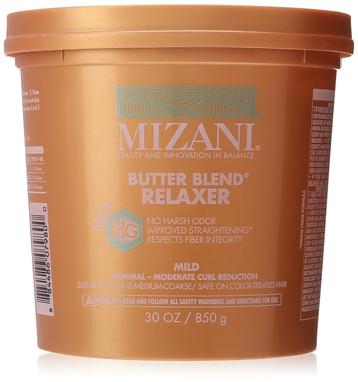 Mizani Butter Blend Relaxer Mild 30 oz 0884486079800