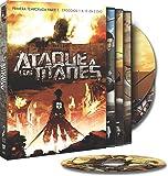 Ataque A Los Titanes - Temporada 1, Parte 1, Episodios 1-13 [DVD]