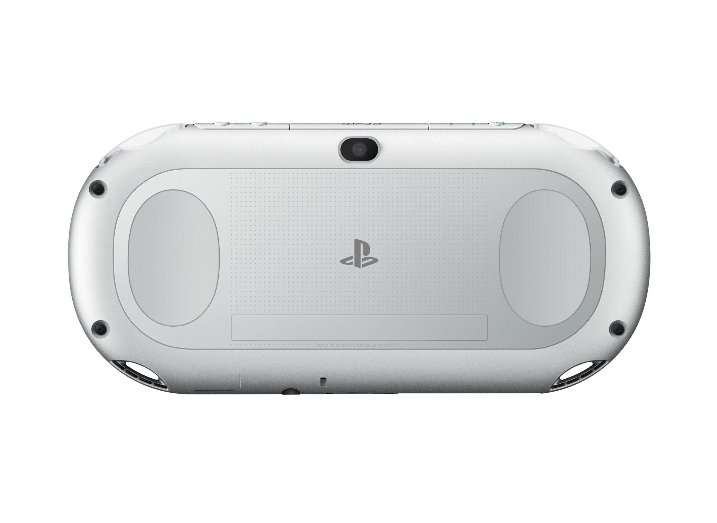 PlayStation Vita Wi-Fi Silver PCH-2000 ZA25 by PlayStation Vita (Image #8)