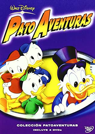 Pack: Pato Aventuras - La Colección [DVD]: Amazon.es: Terence Harrison, Alan Zaslove, Varios, David Block, Fred Wolf, Steve Clark, Terence Harrison, Alan Zaslove: Cine y Series TV