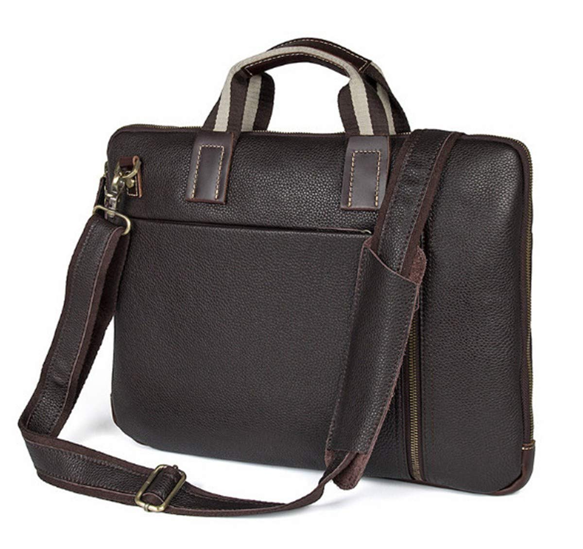 Lianai11 Laptoptasche Herren Geschäft Laptop Tasche Aktentasche Schulter Messenger Bag