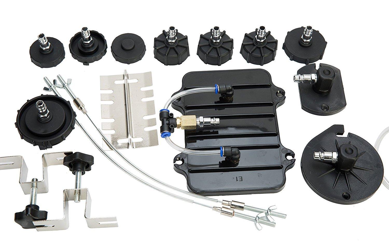 FreeTec - 01424L - Purgador de frenos de aire comprimido, 5 L: Amazon.es: Coche y moto