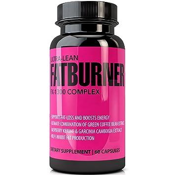 Amazon.com: Fatburner para mujer la pérdida de peso píldoras ...