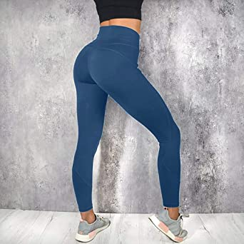 Limsea 2019 Women's Fashion Workout Leggings Fitness Sports Gym Running Yoga Athletic Pants