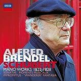 Schubert: Piano Works: Sonatas / Moments Musicaux / Impromptus / 'Wanderer' Fantasia