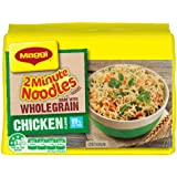 MAGGI 2 Minute Noodles, Wholegrain Chicken, 5 Pack, 345g