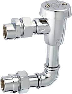 American Standard 7837.124.002 Vacuum Breaker with Top Outlet, Polished Chrome