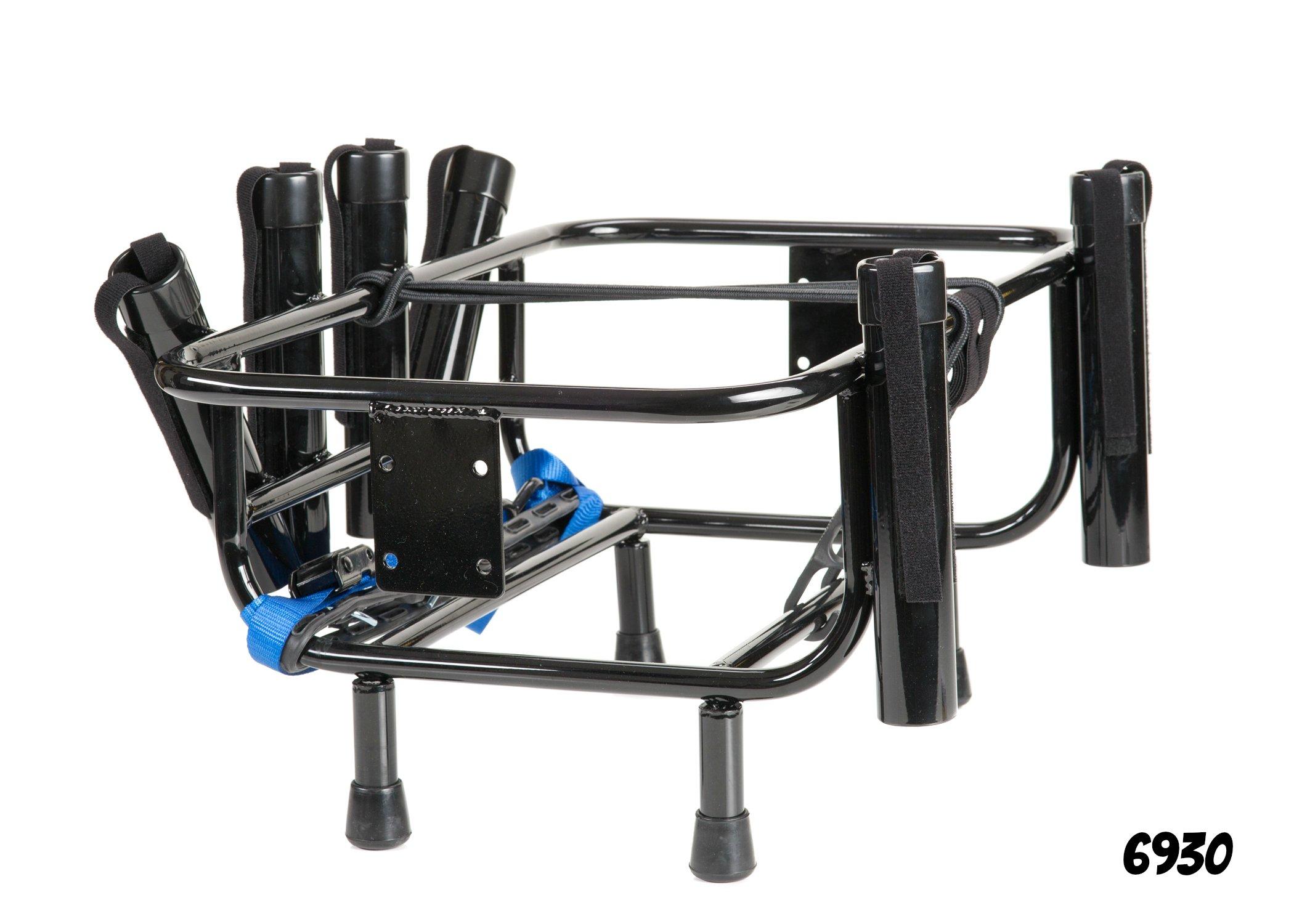 Jetski Fishing Rod & Cooler Rack Combo