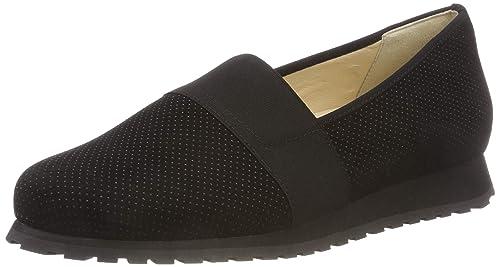 Hassia Piacenza, Weite G, Mocasines para Mujer: Amazon.es: Zapatos y complementos