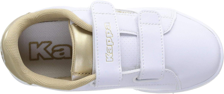 Kappa Tchouri 2v Perfo Chaussure de Piste dathl/étisme Mixte Enfant