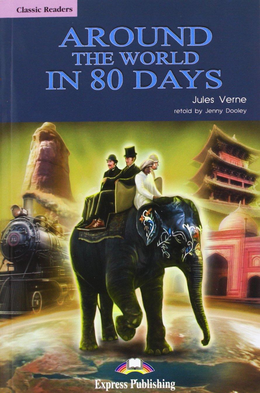 Read Online Around the World in 80 Days Reader pdf