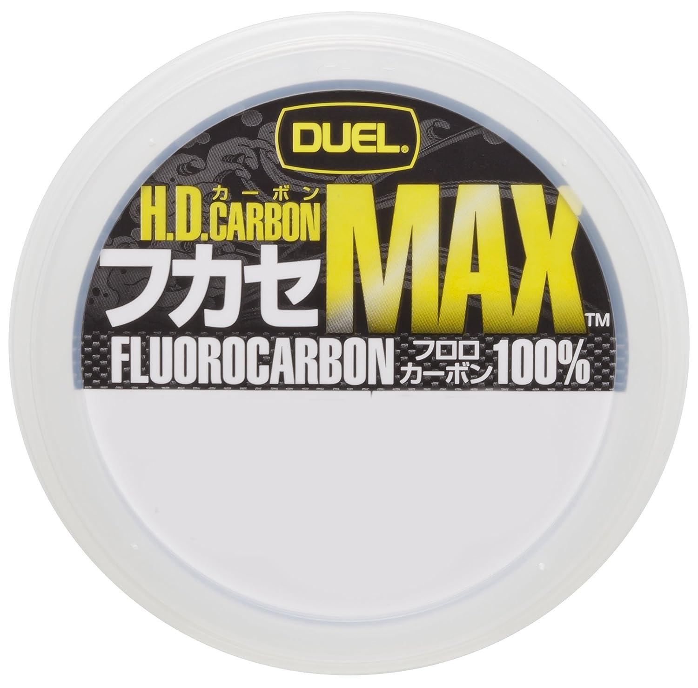 Fluorocarbon Line DUEL H.D.CARBON MAX 50m