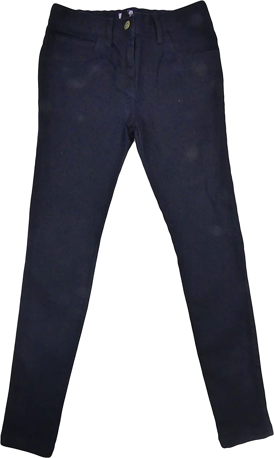 Ex-Store Girls Dark Blue Navy Jeans Trousers 10-11 Years and 11-12 Years