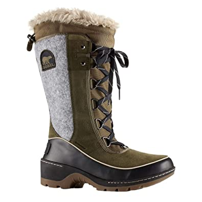 4a0252edab13 Image Unavailable. Image not available for. Color  SOREL Womens Tivoli III  High Felt Snow Boot ...