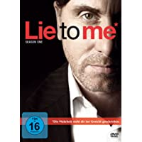 Lie to Me - Season One [4 DVDs]