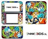 Vanknight New Nintendo 3DS XL 2015 Skin Set Decal