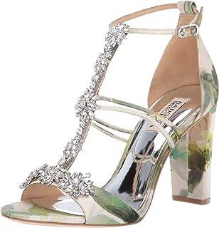 f5f1228628c0 Amazon.com  Badgley Mischka Women s Lara Ii Heeled Sandal  Shoes