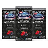 Pedialyte AdvancedCare Plus Electrolyte Powder, with 33% More Electrolytes and PreActiv Prebiotics, Berry Frost…