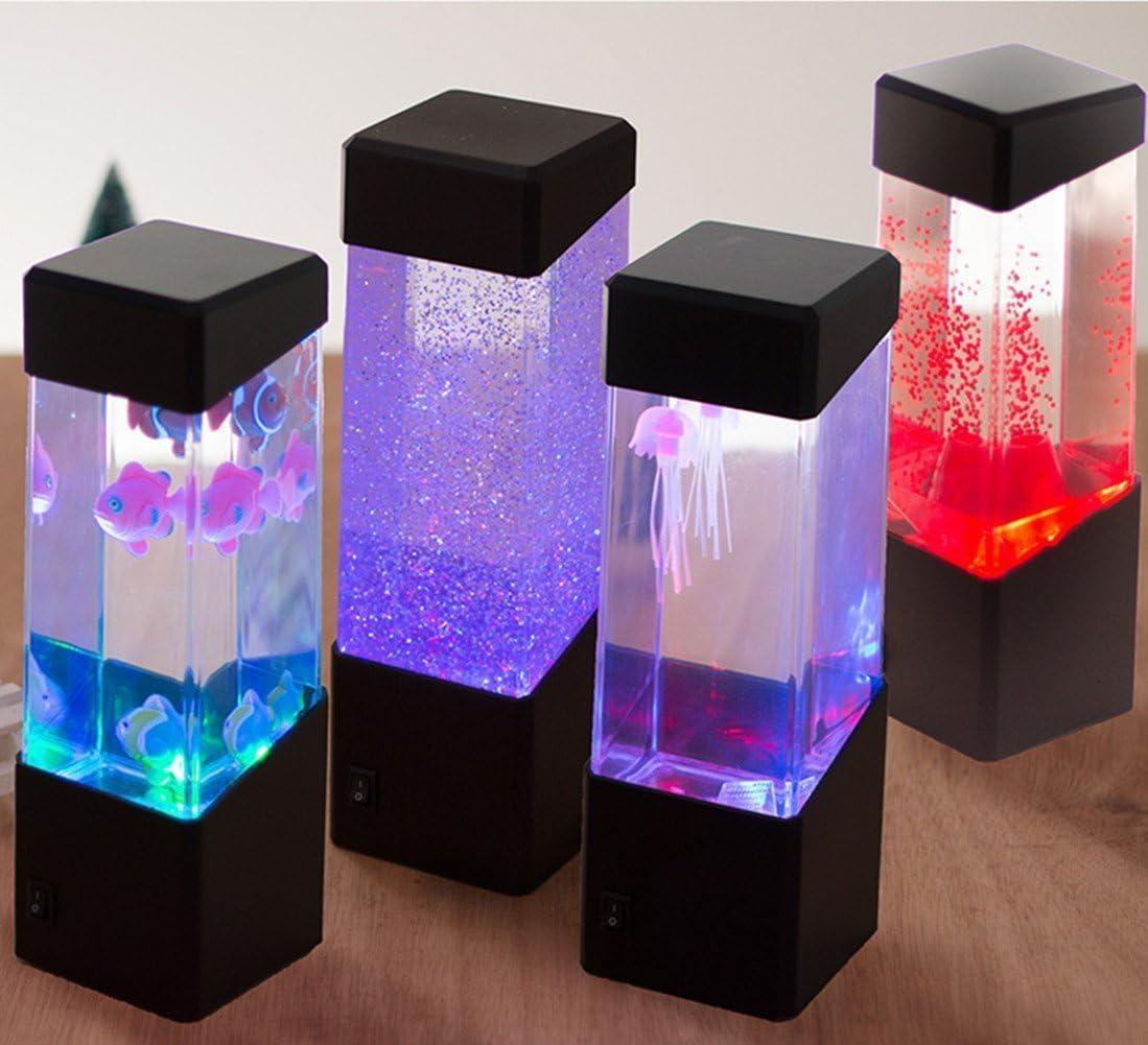 Mini LED Light Led Lit Water Lamp