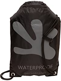 geckobrands Waterproof Drawstring Backpack 649bbbaba5